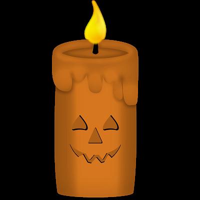 Tubes déco Halloween