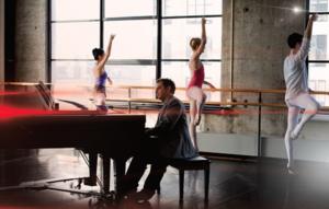 dance ballet class ballet pianist