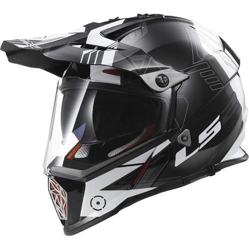 The LS2 Pioneer Helmet