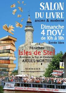 ★ Mes Salons du Livre & Festivals [2017 - 2018]