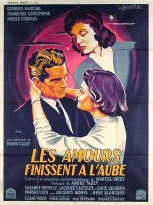 BOX OFFICE PARIS DU 10 AVRIL 1953 AU 16 AVRIL 1953