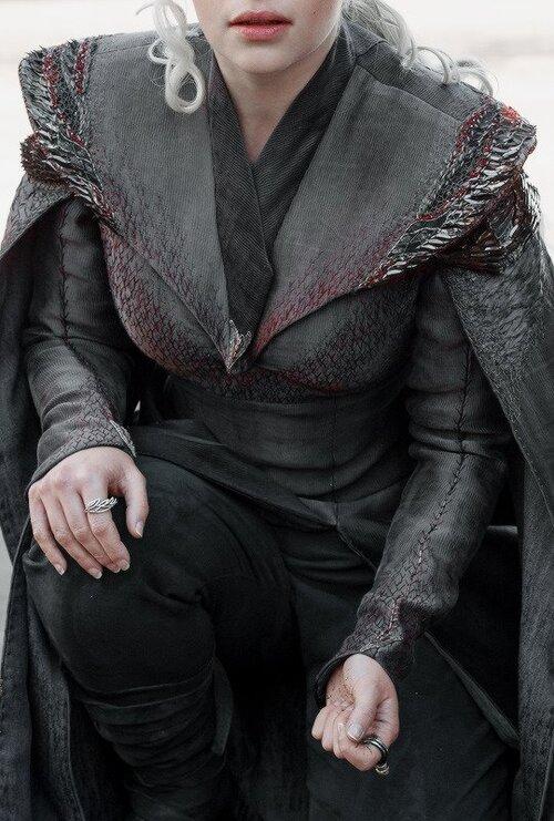 Daenerys revendique enfin ses couleurs