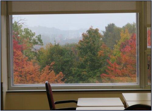 La fenêtre du jour ......