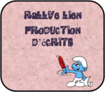 Rallye liens; production d'écrits