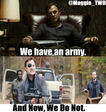 The Walking Dead memes 13
