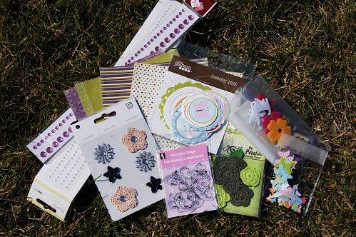 """Blog candy chez """"Les petits papiers de Christelle""""..."""