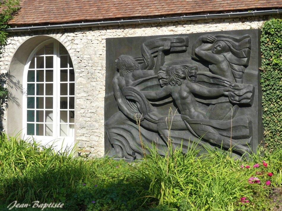 Jardin de Bourdelle,2