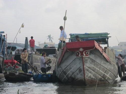 Saigon - Delta du Mékong