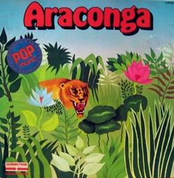 Araconga - Same - Complete LP