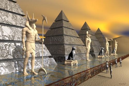 EGYPTE MYSTERIEUX