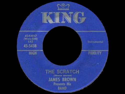 1961 James Brown Presents His Band King Records 45-5438 [ US ]