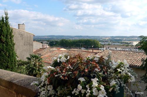 Castelnaudary : portes et toits ... n 4