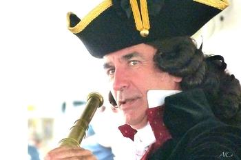 Le marquis de La Fayette