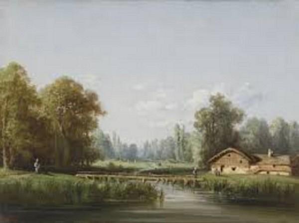 Peinture de : Charles Jones Way