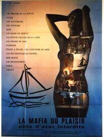 LA MAFIA DU PLAISIR BOX OFFICE FRANCE 1971