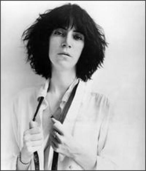 Patti Smith..................