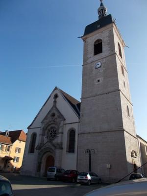 Eglise St-Léger de Delle- 90100