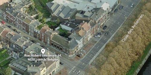 Liège - Quai des Ardennes (bing.com)