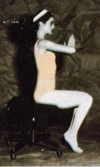sur chaise Poitrine (les seins)