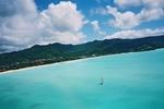 Antigua (St-John's, Seatons, Stingrays, Helicopter)