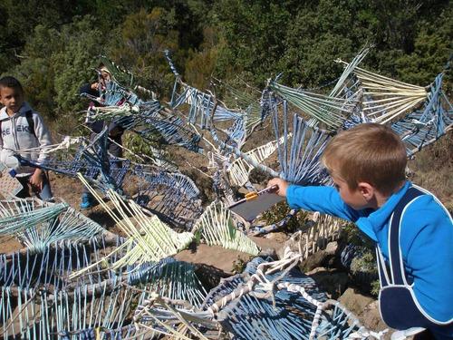 24 septembre 2015 Sentier sculpturel de Mayronnes