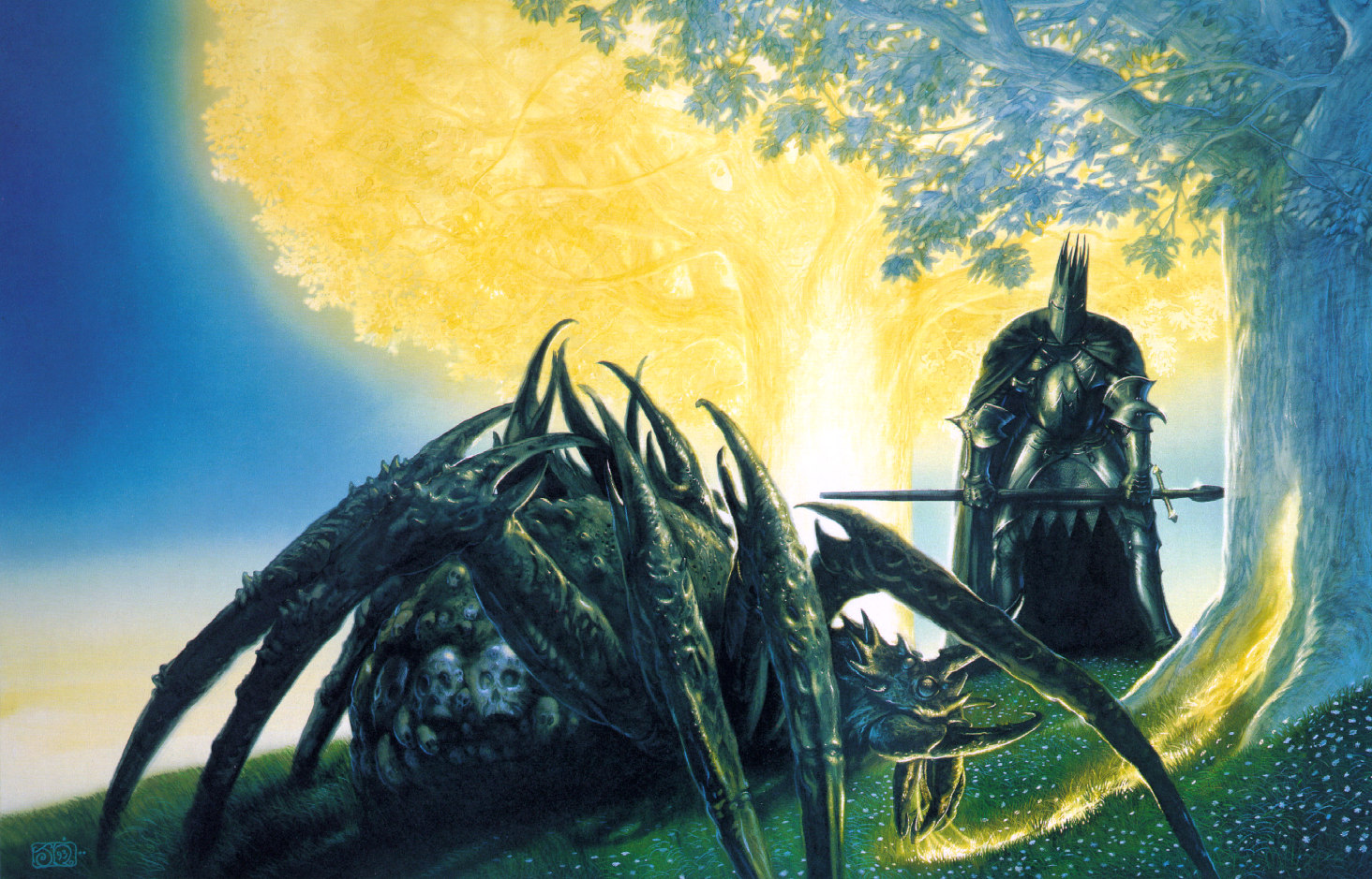 Melkor ou Morgoth