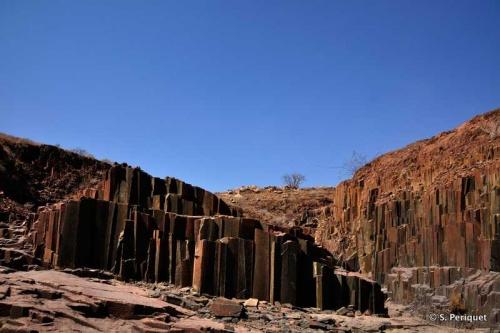 Twilight - Twyfelfontein