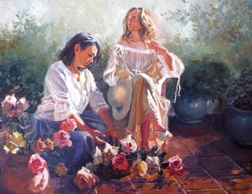 FRANCISCO SANCHIS CORTÉS BORN IN VALENCIA ON APRIL 30, 1969, IS ARTISTIC PAINTER.