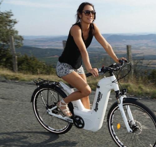 Avez vous déjà vu un vélo à hydrogène ?