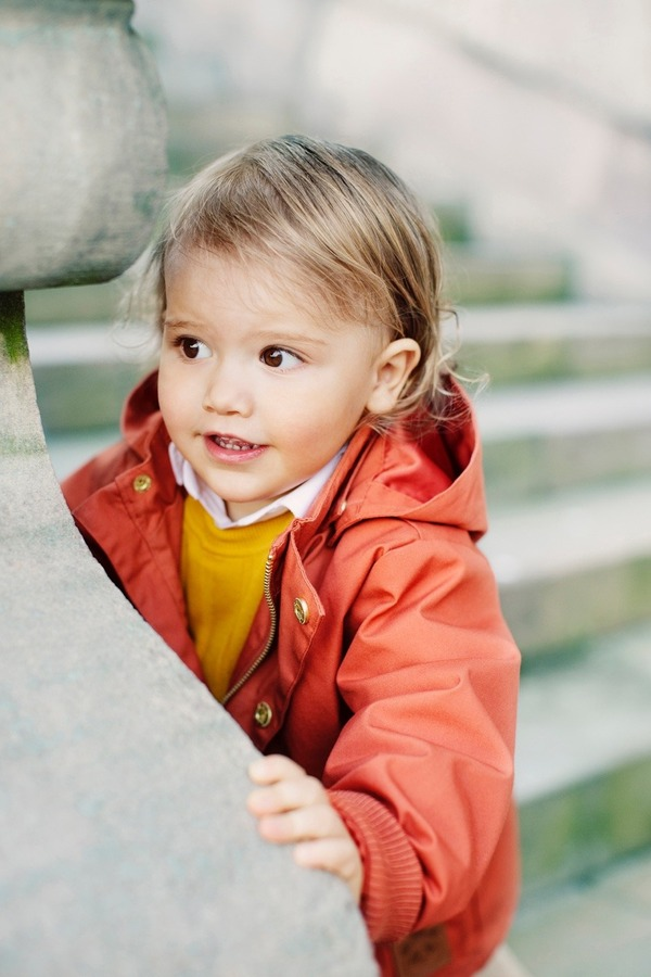 Alexander de Suède fête ses deux ans aujourd'hui