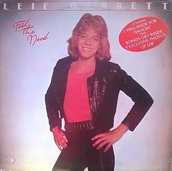 Leif Garrett - Feel The Need - Complete LP