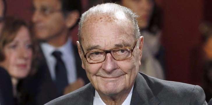 Jacques Chirac, 84 ans aujourd'hui, s'est réjoui de la défaite de Nicolas Sarkozy