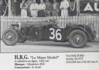 Le Mans 1937