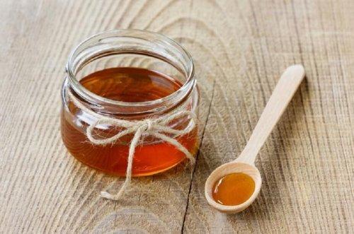 Du miel d'abeilles