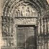 senlis portail cathédrale