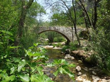 Retour au pont de Cassède.