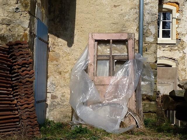 Porte de bois - Marc de Metz 2011