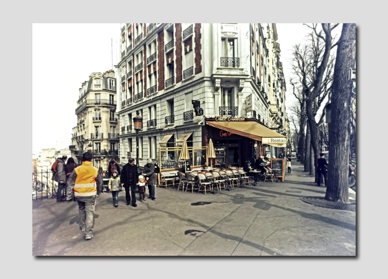 Montmartre Chez Ginette