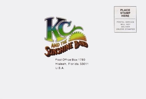 "K.C. & The Sunshine Band : Album "" Do You Wanna Go Party "" T.K. Records TK 611 [ US ]"