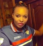 Chiboula Nathalie du Congo Junior/Senior