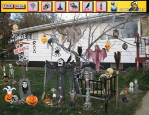Halloween celebration - Hidden objects