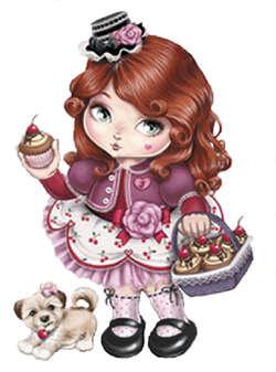 Cookies Doll