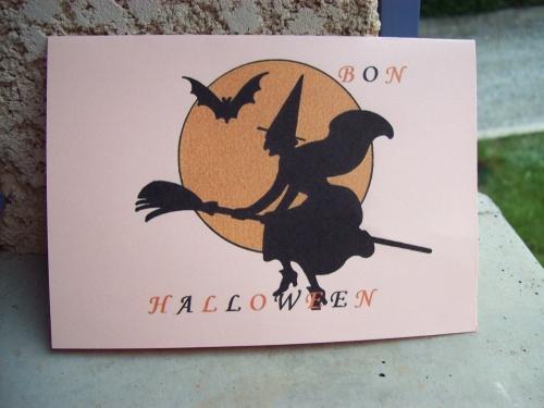Echange ATC – Halloween