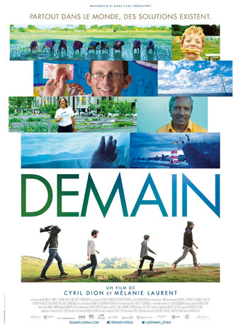 Demain - un film documentaire de Mélanie Laurent et Cyril Dion (2015)
