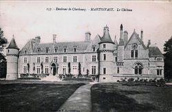 LE CHÂTEAU DE MARTINVAST (Manche)