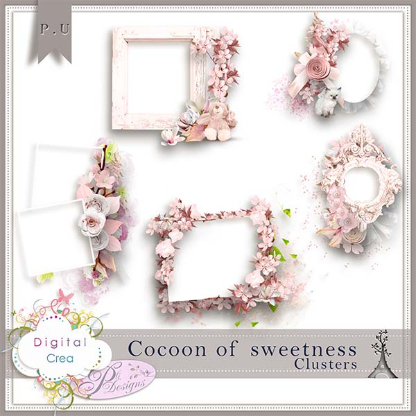 Cocoon of sweetness by Pli Designs