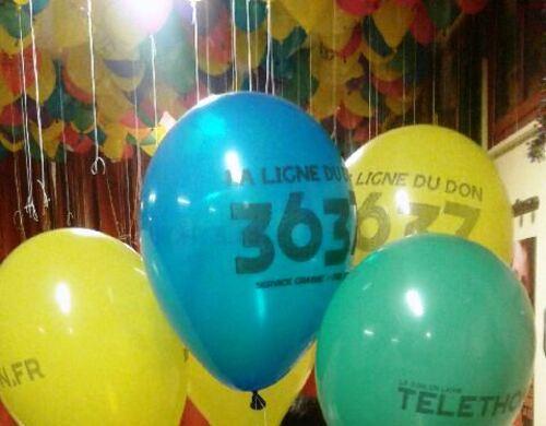 L'association participait au Téléthon à Gennetines