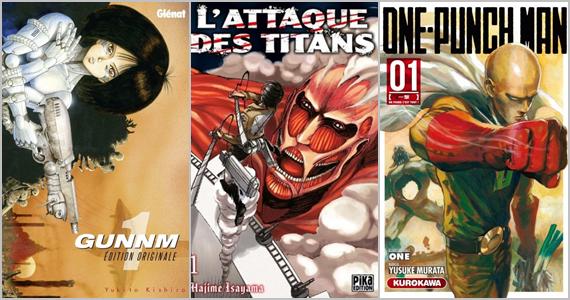 TAG : Pouvez vous citer un manga...