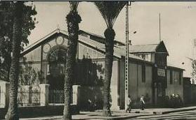 Salle des fêtes de Mondovi