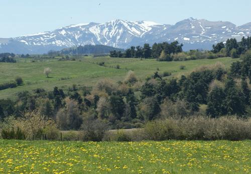 Randonnée...la vallée  de la Monne...Fohet.24.04.2017
